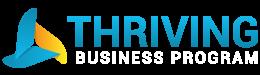 Thriving business program