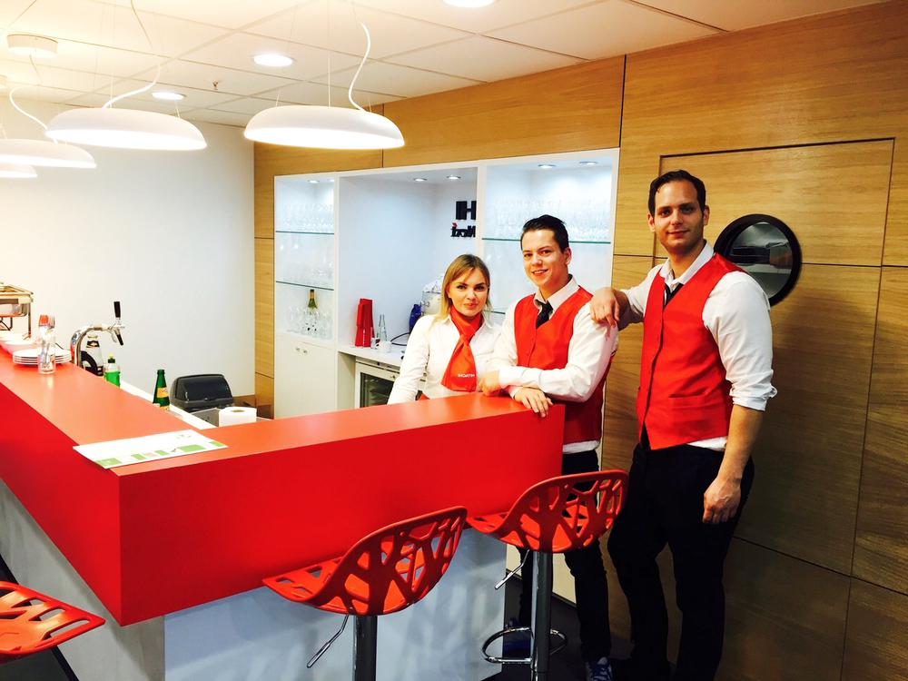 event staffing solutions